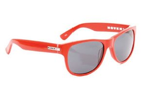 hoven-big-risky-sunglasses-red