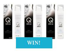 Win! Qsilica Stimulating Facial Masque