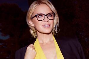Kylie Minogue Eyewear Arrives at Specsavers