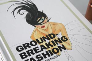Meet the illustrator behind Groundbreaking Fashion