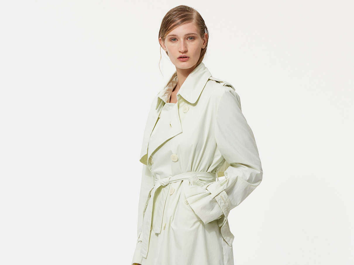Six Stylish Winter Trench Coats